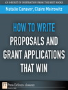 How to Write Proposals and Grant Applications That Win (eBook)